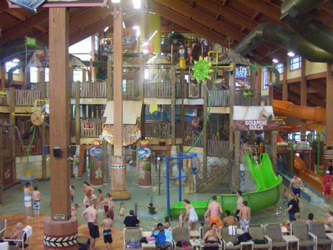 Wilderness Resort Wisconsin Dells